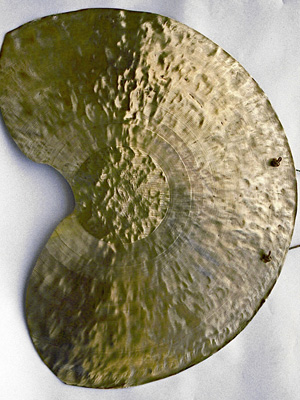 Cymbale Blessée