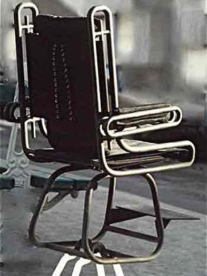 Chaise D'Avion