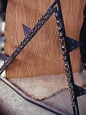 Triangular Harp