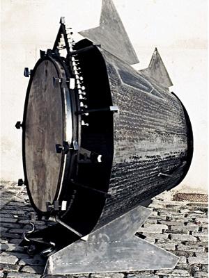 Drum Harp